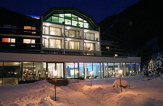Unterk nfte sterreich ischgl skigebiet skipiste for Designhotel madlein ischgl